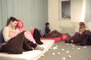 Artikel 7: Liebesschmerz ist teilbar Foto: Philipp Hille
