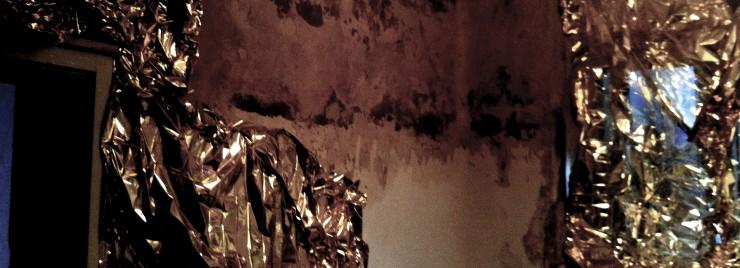 Detail aus dem Hochzeitsraum, Foto: Hanne Lauch