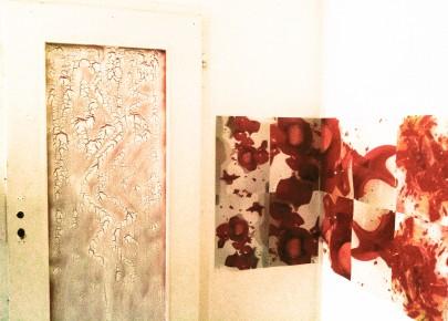Detail aus der Liebesschmerzkammer Foto: Hanne Lauch